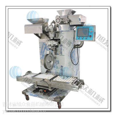 东北做粘豆包的机器在哪里卖(吉林旭众VFD-4000型粘豆包机)