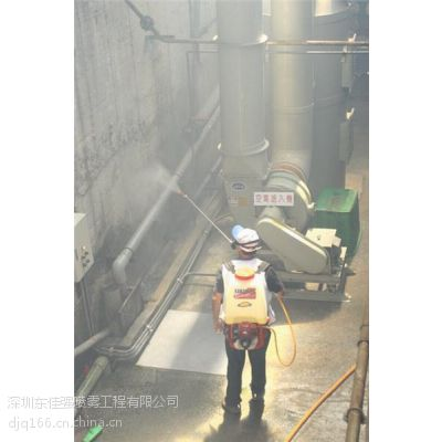 厂家供应化工厂消毒垃圾中转站喷雾除臭设备装置
