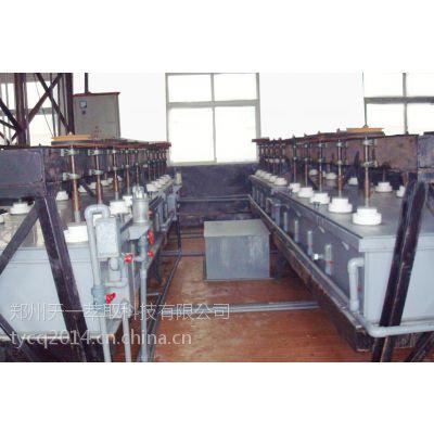 天一萃取CWX-150J型萃取槽湿法萃取钨