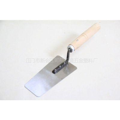供应MW007   圆头三钉锰钢抹泥刀
