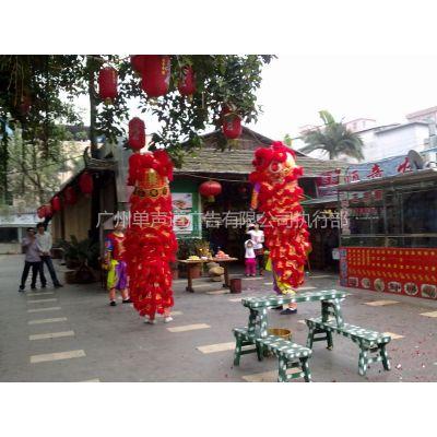 供应广州市荔湾区开业庆典醒狮演出提供