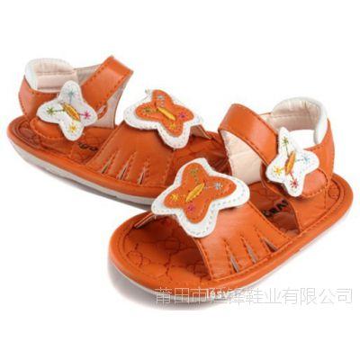 2014韩版儿童凉鞋女童女孩韩版花朵鞋宝宝婴儿鞋清仓