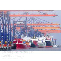 珠海到辽宁盘锦的内贸海运专线运输