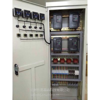 供应承制各种方式、7寸触摸屏、人机界面、恒压供水变频控制柜