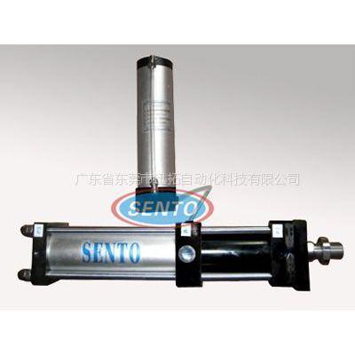 供应迅拓-STA-A水平安装型增压缸-【增压缸品牌】