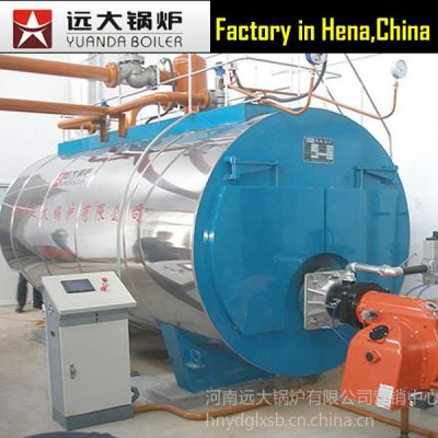 供应4吨燃气锅炉耗气量|4吨燃气锅炉配件