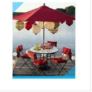 供应特价户外遮阳伞室外边柱伞广告促销伞好看可印LOGO沙滩伞图片
