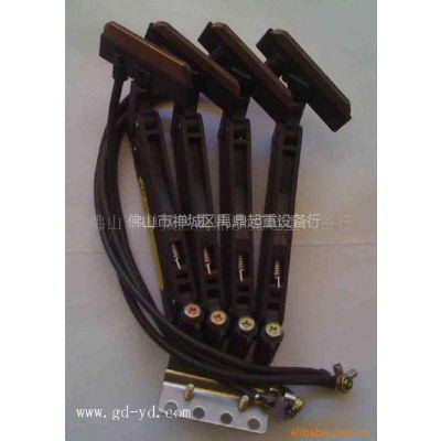 供应台湾坤溢企业KYEC N双臂集电架KY-AN3703/KY-3706/导电架/碳刷架