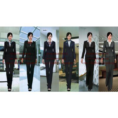 铁岭职业装|铁岭西装|铁岭售楼员服装|职业女套装