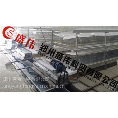 郑州盛伟专供(图)、传送带式清粪机、传送带式清粪机