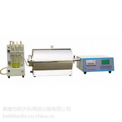 供应煤炭硫含量检测仪/HZDL-8汉字自动定硫仪