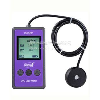 供应紫外线灯管专用强度检测仪,LS126C医用UV强度计