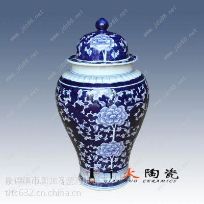 景德镇瓷罐礼品厂家 礼品陶瓷罐 食品包装瓷罐专业厂家 千火陶瓷