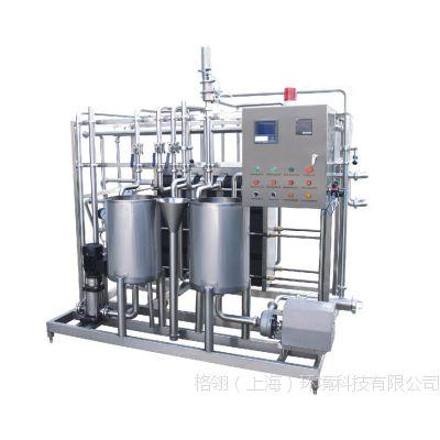 格翎(上海)板式杀菌机设备 牛奶食品高效杀菌