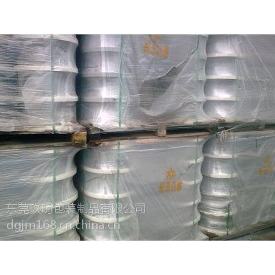 东莞玖明厂家直供机用压花塑钢带,地板砖厂专用
