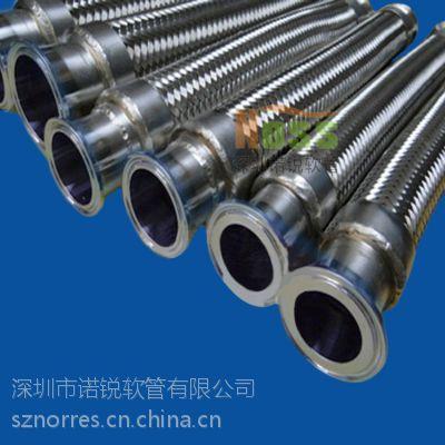 深圳诺思不锈钢软管 不食品级不锈钢波纹管