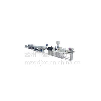 pvc管设备 水管机器 塑料管机器 塑料挤出机pvc生产线
