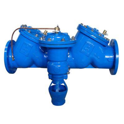 HX41X-10/16C 铸钢 DN40 管道倒流防止器
