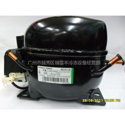 供应阿斯帕拉(ASPERA)NB6165E冷藏展示柜、冷冻设备用制冷压缩机