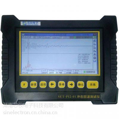 供应Sine SET-PI2-01型高精度三维成像冲击回波检测仪