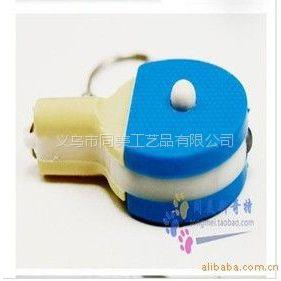 供应Qgj009  小手电 迷你电筒 钥匙扣 乒乓球小手电 10g