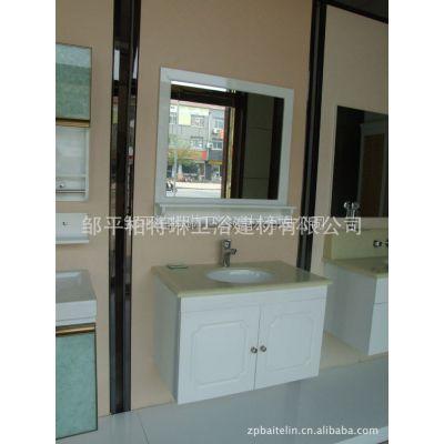 供应柏特琳2012新款浴室柜PT6003-80 PVC浴室柜