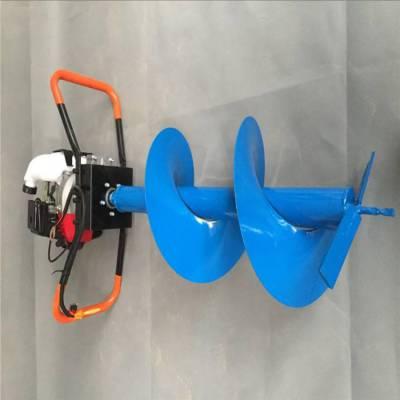 螺旋打洞机价格 供应单人操作螺旋打洞机 润丰