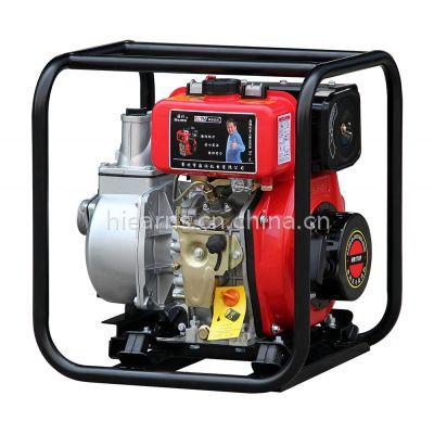 2寸柴油水泵, 170F动力, 小油箱