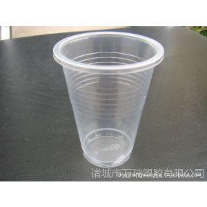 供应直供防滑环保一次性PS塑料杯,快餐连锁PP果汁饮料杯,