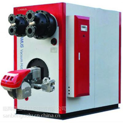 三本锅炉(图)、液管式燃气真空锅炉、燃气真空锅炉