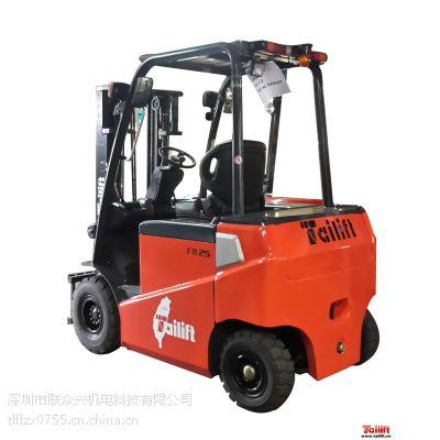 江门台励福柴油叉车台湾正品质量优良4吨叉车 4T叉车FDX40