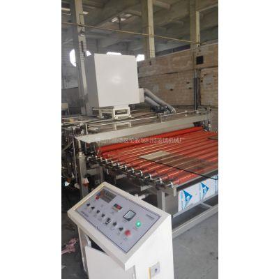 厂家直供高速四边磨玻璃清洗机 快速 干净