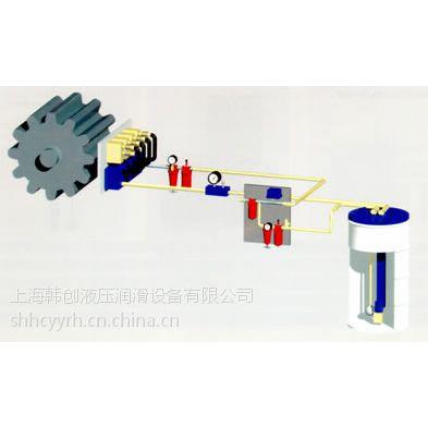 电厂球磨机大齿轮喷射润滑系统,球磨机齿轮喷射润滑改造,大齿轮自动喷洒润滑系统