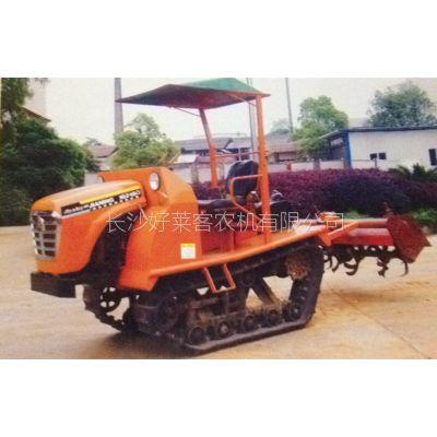 厂家直销湖南1GZ-150履带自走式旋耕机履带式微耕机不二之选
