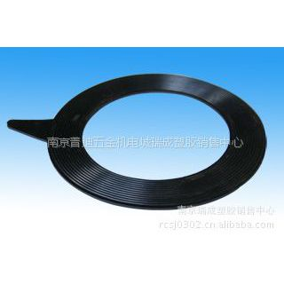 供应PE垫片管件 对接法兰橡胶圈500  HDPE橡胶圈