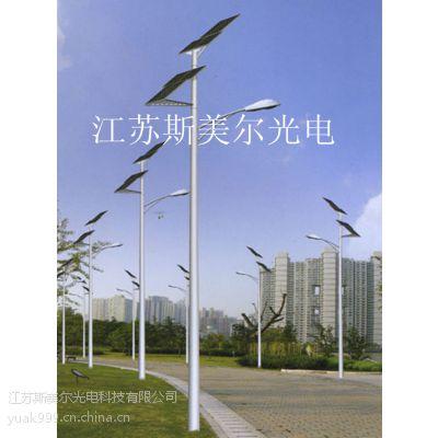 供应甘肃LED太阳能路灯厂家/新农村建设太阳能路灯