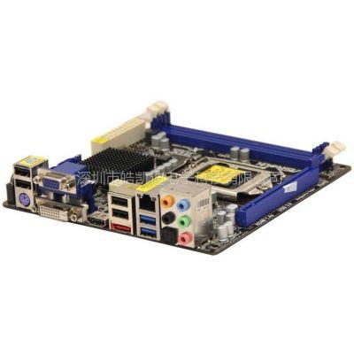 供应电脑主板(华擎H61M-ITX)
