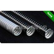 供应阻燃包塑金属软管,黑色包塑软管