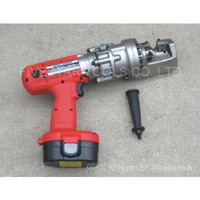 便携式电动液压钢筋切断机rc-16b 充电式钢剪剪 液压钢筋剪