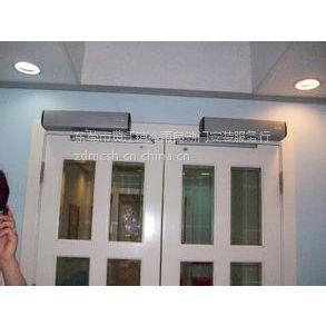 供应冷雨上置闭门器机组,自动八字平开门,室内防火自动门专用