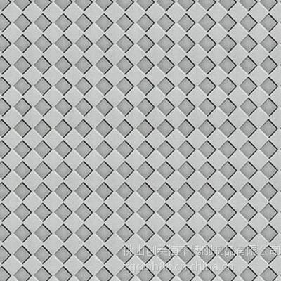厂家定制不锈钢鳄鱼花纹压花装饰板 各种压花板 加工定做