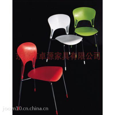 供应供应国际品质塑胶餐椅 休闲椅子,餐厅塑料椅 餐椅子PP-015