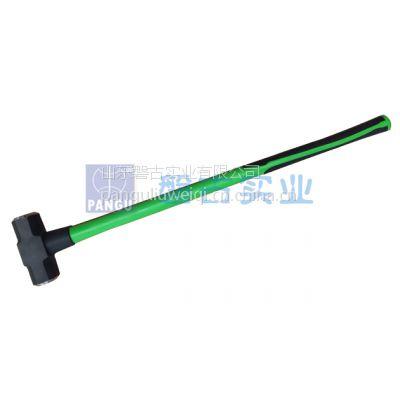 现货大铁锤纤维包塑柄八角锤榔头锤45钢材质国外销售品质