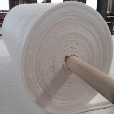 硅酸铝双面甩丝针刺毯