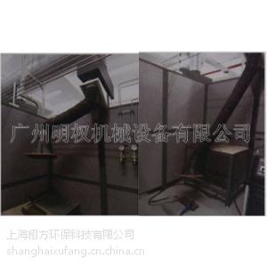 供应伸缩式吸气臂车间除尘系统,工业除尘设备配件博尔牌上海销售