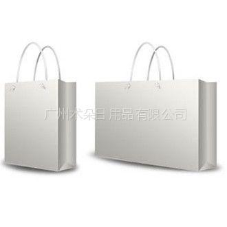 供应广州纸袋|白卡纸袋|袋子定做|环保袋印刷
