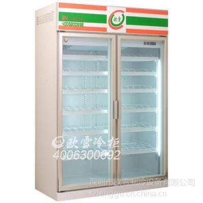 汕头双门饮料展示柜哪个品牌好