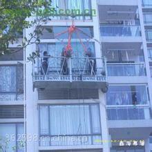 幕墙开窗改造更换/广州外墙玻璃开启扇窗