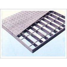 供应复合钢格板、踏步板、钢格栅板、沟盖板、钢格栅吊顶、插接钢格板