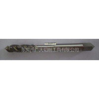 供应不锈钢材料专用螺旋丝攻